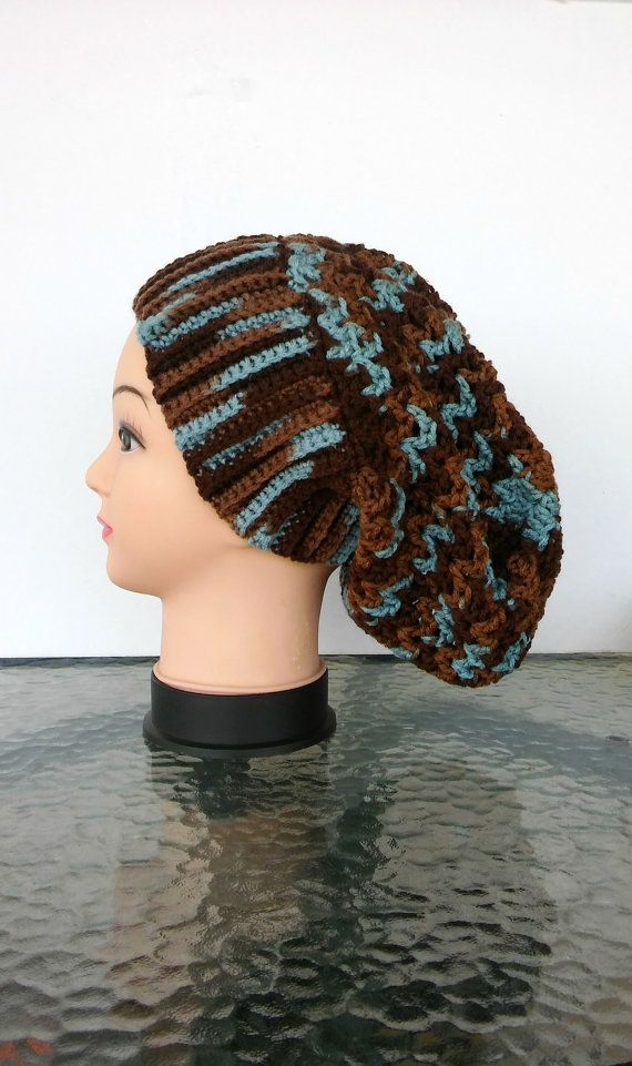 Crochet Slouchy Hat Slouchy Hat Teen Slouchy Hat by KnotsnMore