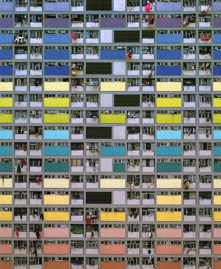 hong-kong's overwhelmingly dense architecture is mesmerizingly beautiful