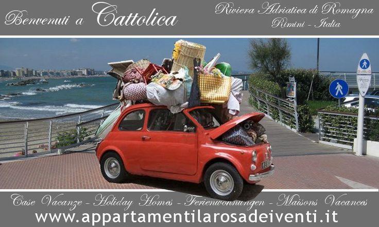 Una Vacanza nella Bellissima Città di Cattolica nella Riviera Romagnola è un qualcosa da non dimenticare Mai !!!!