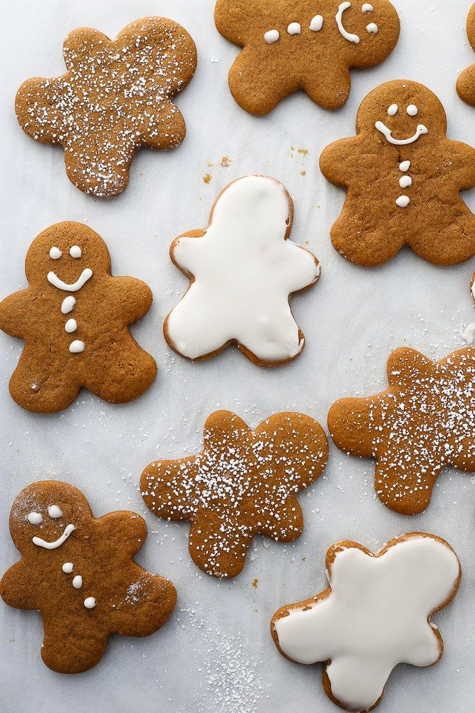 Best 25+ Chewy gingerbread cookies ideas on Pinterest ...