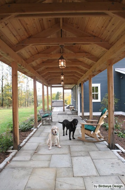 12 best Covered walkways images on Pinterest   Covered ... on Detached Covered Patio Ideas id=15978
