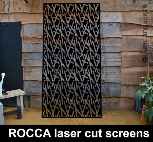 17 Best Images About Laser Cut Garden Screens In