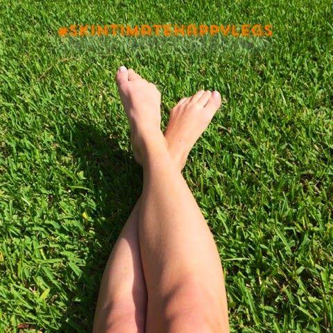 Fashionable, Fit, & Fabulous: Wrap Up Summer with Silky Smooth Legs #fashionablefitfabulous #skintimatehappylegs #samplingskintimate