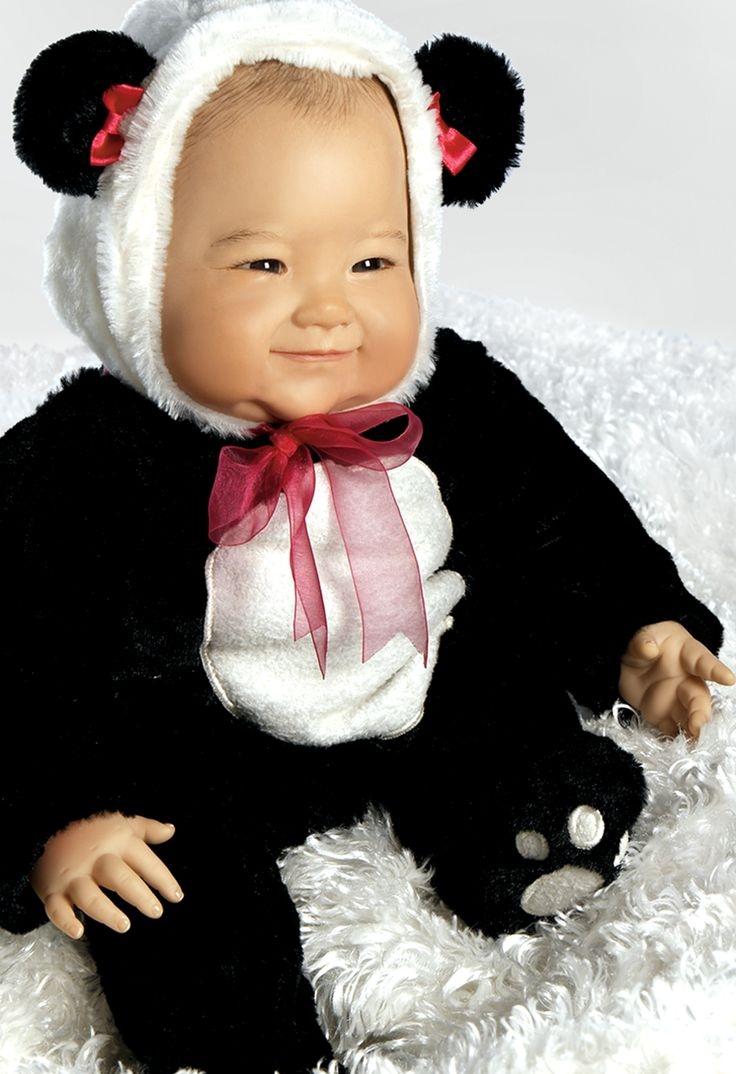 And chinese or baby doll asian