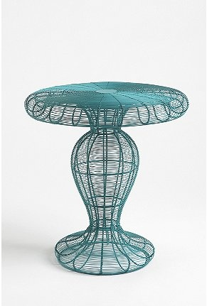 love, love, love this Coil Side Table ... and a steal at only $79!