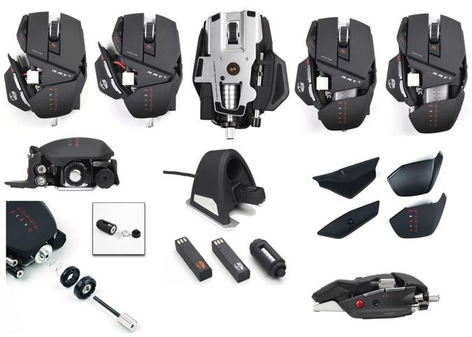 Fully-Customizable Wireless Gaming Mouse – Cyborg R.A.T. 9 http://coolpile.com/gadgets-magazine/fully-customizable-wireless-gaming-mouse-cyborg-rat-9/ via @CoolPile.com $149