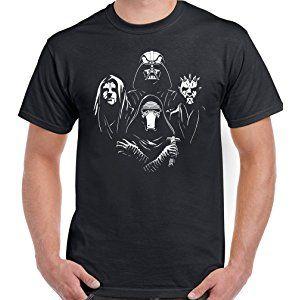 Star Wars Rhapsody - Mens Funny T-Shirt