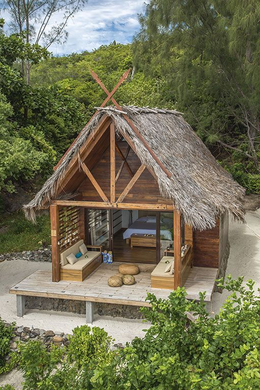 Constance Hotel in Madagascar- África