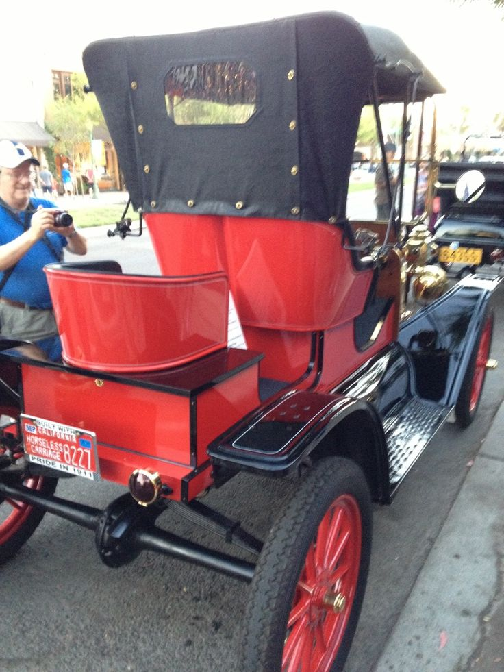 The Mother in Law Seat of 1911 Ford Model T | Cars & Bikes ...