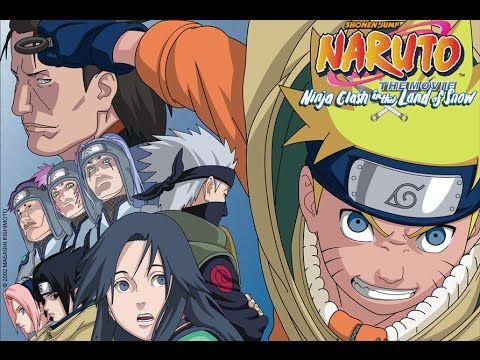 Naruto The Movie 1 : Ninja Clash in the Land of Snow ...