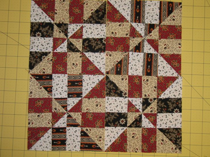 46 best Quilting, Disappearing 4 Patch images on Pinterest ... : disappearing 4 patch quilt block - Adamdwight.com