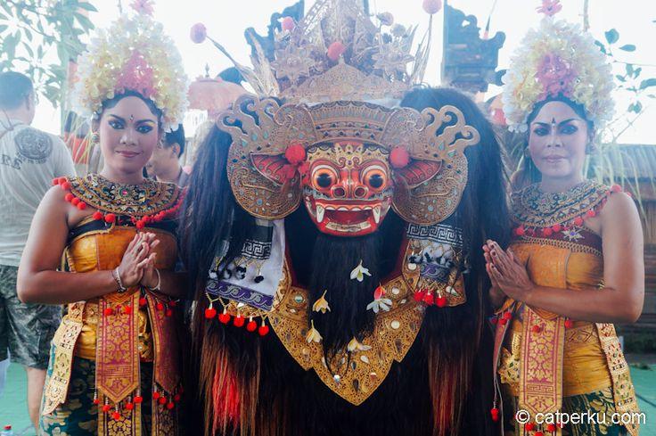 Tari Barong Dan Tari Kecak, Tarian Di Bali Yang Wajib Kalian Lihat Ketika Liburan Ke Bali