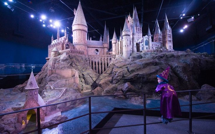 Harry Potter WB Studio Tour in London! Inspiring families with fresh ideas on parenting at www.yano.co.uk, www.facebook.com/YanoLife and @YanoLife