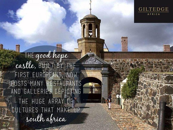 Cape Town   Good Hope Castle