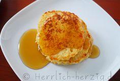 Hafer-Quark-Pancakes