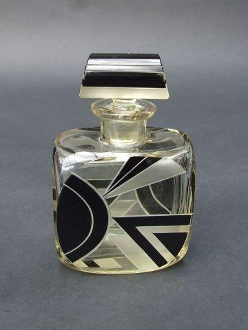 Perfume bottle ~ by Karel Palda ~ Czech