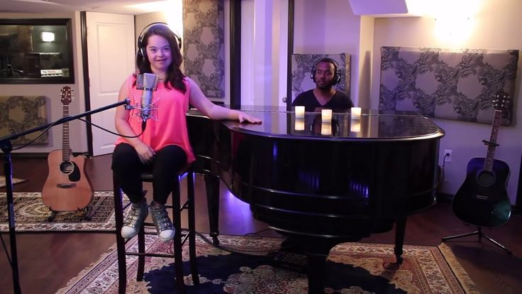 This Astounding 12 year Old, is defying all statistics and odds associated with having Down's Syndrome and Singing. She is a true inspiration to all. WATCH THIS VIDEO CLOSELY. LISTEN TO THIS VIDEO CLOSELY. READ THIS VIDEO CLOSELY. BE INSPIRED.  All video content and images are copyright to the artist Madison Tevlin. © MADISON TEVLIN, 2015