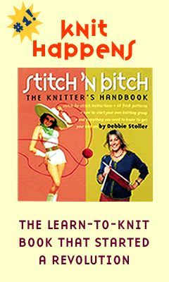 Free crochet and knit patterns from Stitch n Bitch