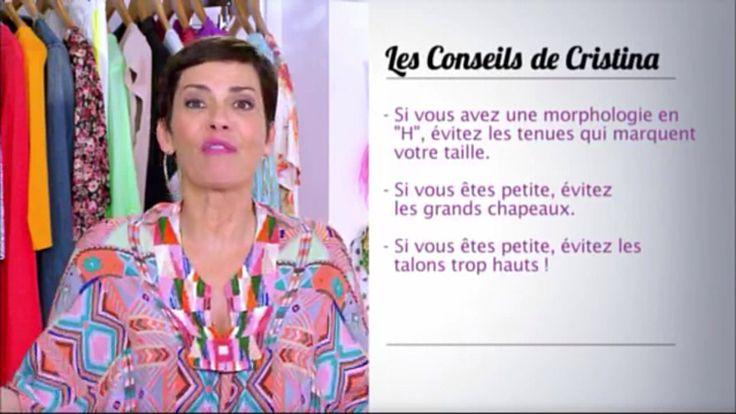 Cristina Cordula Morphologie en H