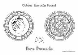 british coins colouring sheets math money coloring sheets coins och color. Black Bedroom Furniture Sets. Home Design Ideas
