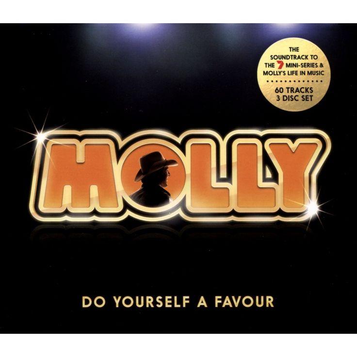 Original TV Soundtrack - Molly: Do Yourself a Favor (Original TV Soundtrack) (CD)