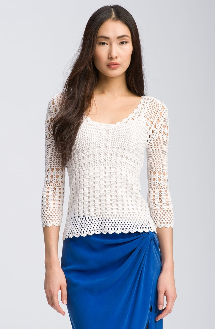 191 Best Images About Ladies Summer Crochet On Pinterest