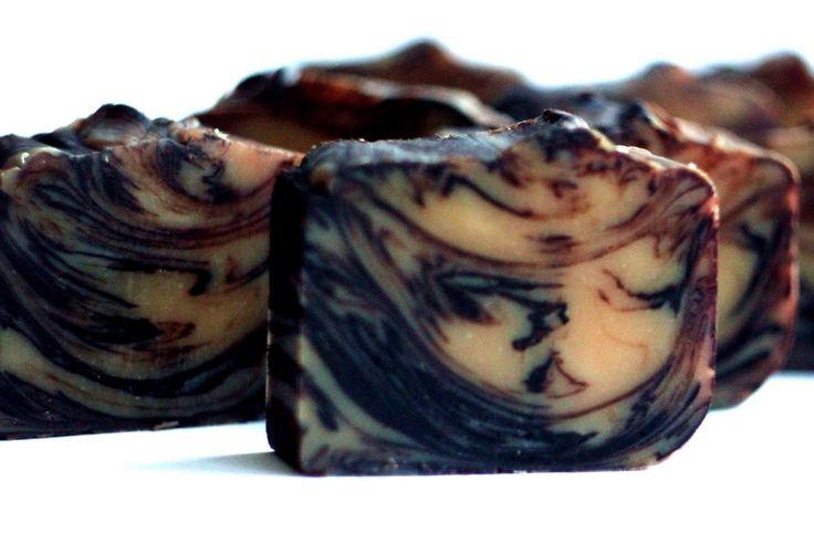 Мне очень нравится делать мыло с шоколадом!