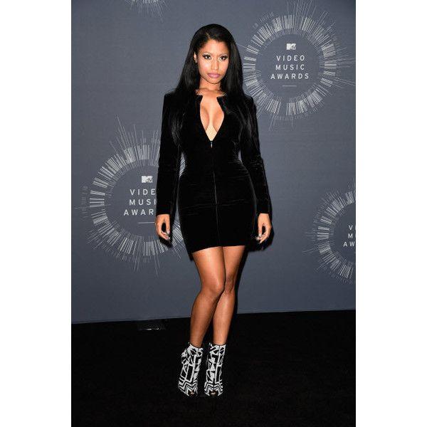 MTV VMA 2014 Nicki Minaj Performs Three Times, Has Wardrobe... ❤ liked on Polyvore featuring nicki minaj