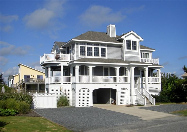 Twiddy Outer Banks Vacation Home Seasons In The Sun
