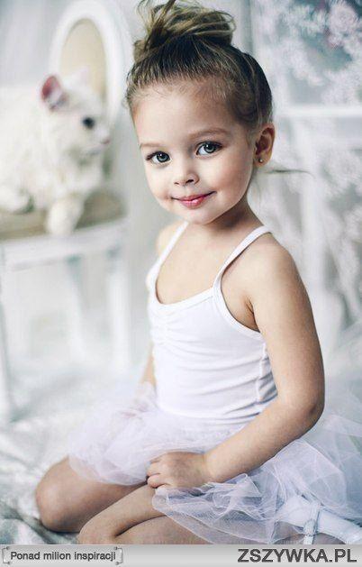 CUTE lil' Ballerina!! ☆