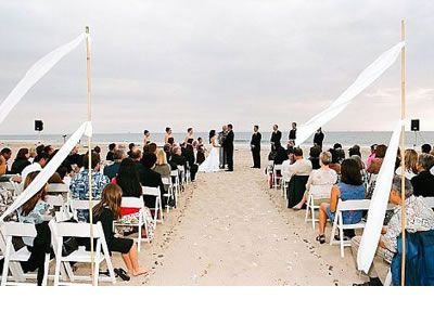 Santa Barbara Beach Wedding Rincon Club 93013