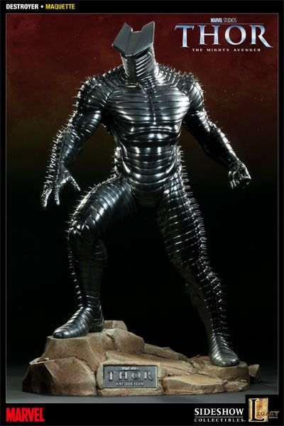 Sideshow Collectibles - Destroyer Maquette