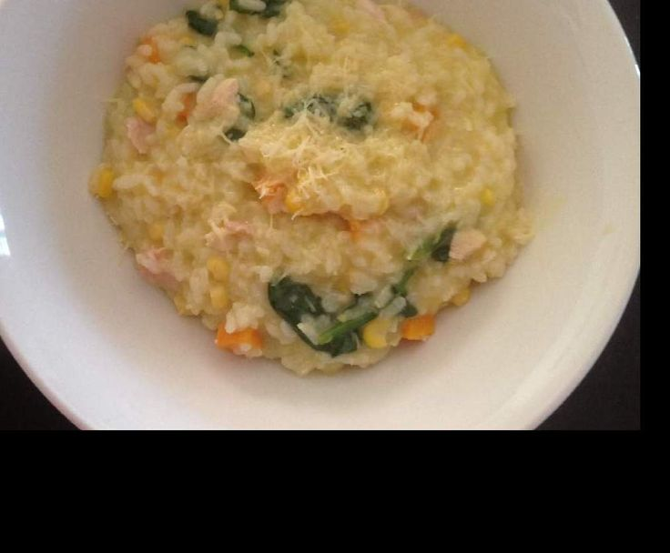 Recipe Sam's Chicken and Bacon Risotto by Nicole Kingston - Recipe of category Pasta & rice dishes