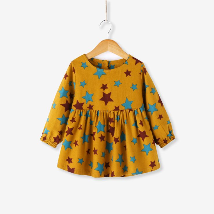 >> Click to Buy << childrens fancy dress print bodycon dress kids bohemian o-neck gala dashiki dress long sleeve cotton 2017 new spring dresses #Affiliate
