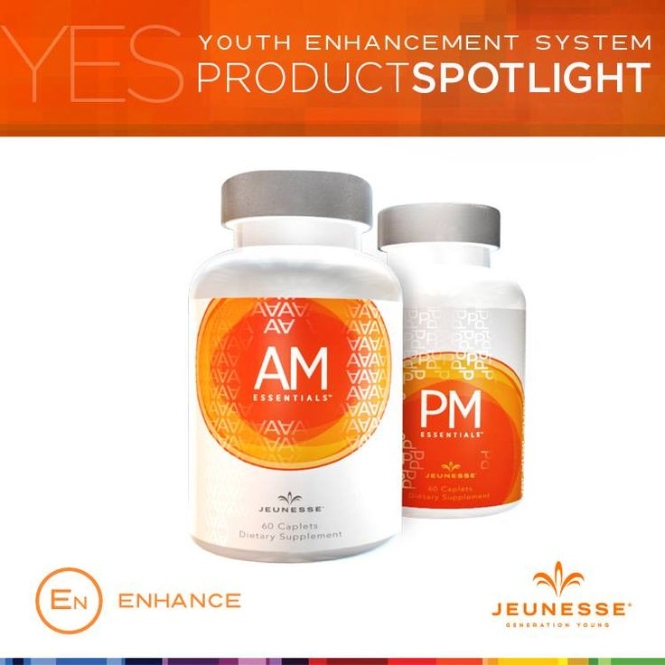Imagine waking up and feeling great. Improve your quality of life from the inside out with AM & PM Essentials™. http://bit.ly/1so2adp