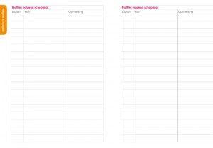 Printable volgend jaar - bij agenda www.leerkrachtorganizer.nl