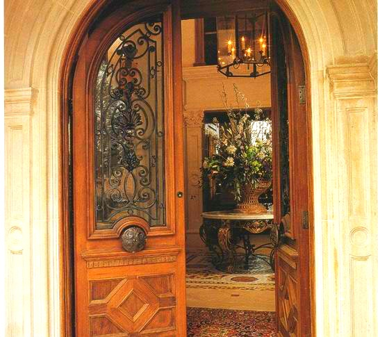 295 best images about when one door closes on for Mediterranean style front doors