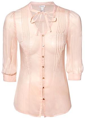 Peasant blouse - Blouse 67-2716 Rendez-vous de rêve Dynamite
