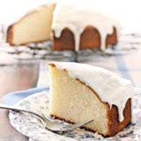 Basic Vanilla Cake Recipe - Simple Recipe for Vanilla Cake - Country Living
