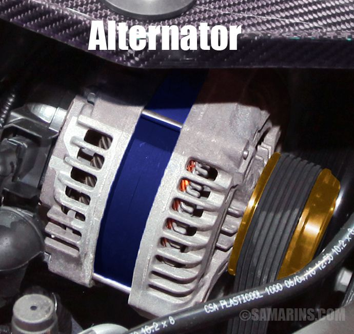 Pin By Bobbylee Laise On Interests Alternator Alternator Working Automotive Repair