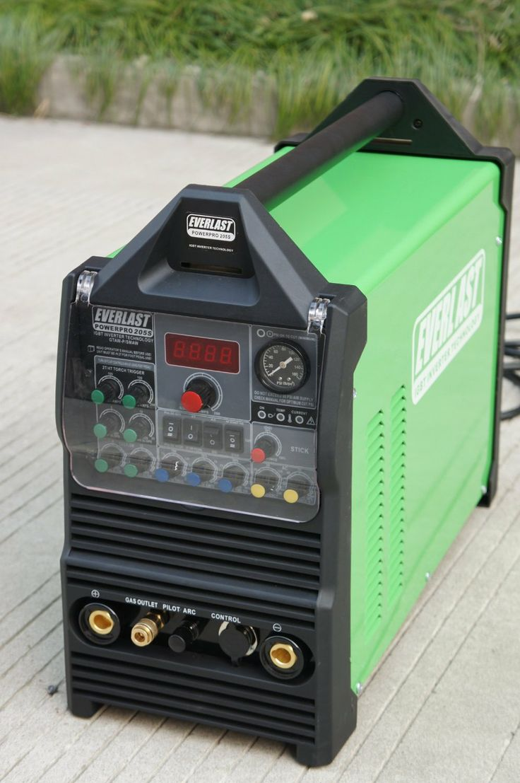 Everlast Welds offers TIG Welders for Sale with both analogue and digital models.
