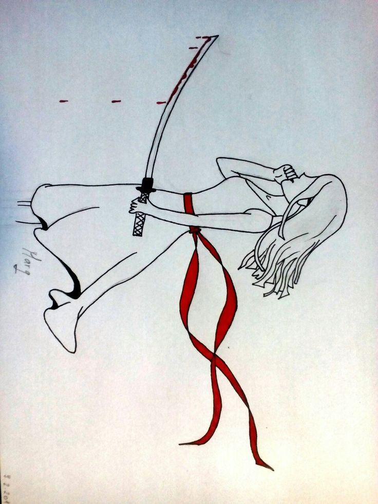 Samurai Girl <3