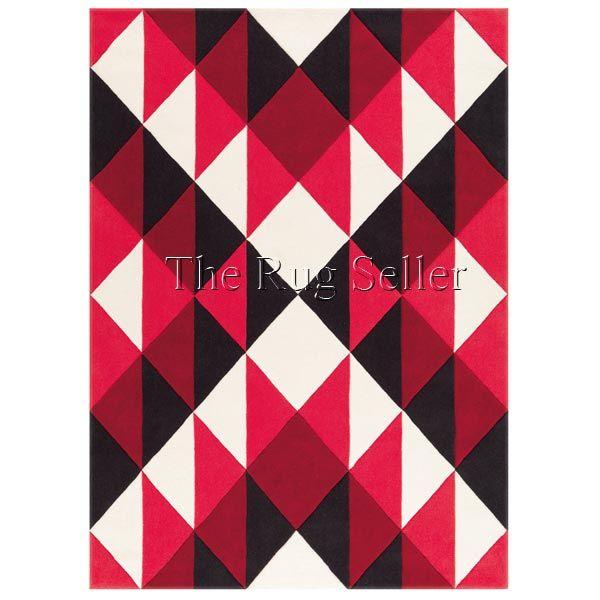 Trendy line maori rugs 4130 41 by arte espina