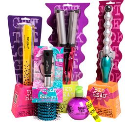 Bed Head Hair Products Summer Gift Baskets Giveaway on http://hunt4freebies.com/sweepstakes