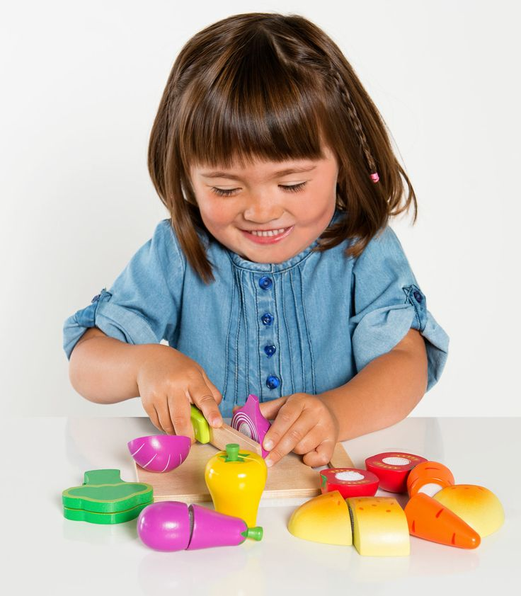 Buzzing Brains Cut and Play Vegetables | Kiddicare: Plays Activities, Physics Plays, Imagination Plays, Plays Vegetables, Plays Sets
