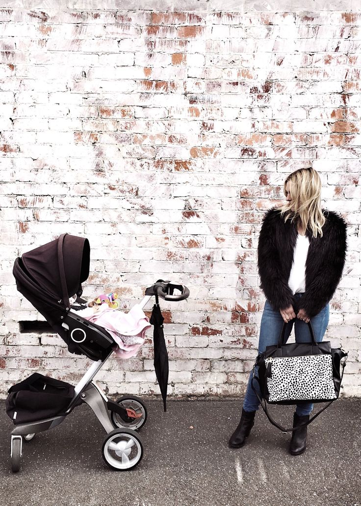 Motherhood with the Stoke Xplory Baby Bag - Alf the Label Faur Fur- witchery