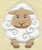 1000 Images About Lamb Sheep Figurine On Pinterest