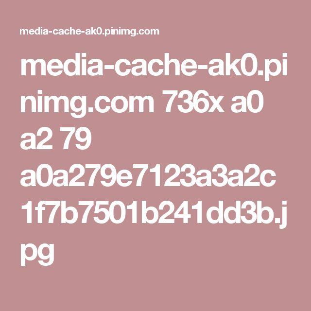 media-cache-ak0.pinimg.com 736x a0 a2 79 a0a279e7123a3a2c1f7b7501b241dd3b.jpg