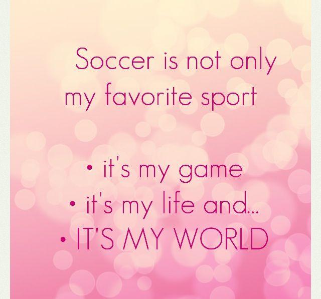 Soccer ⚽⚽⚽⚽ for Hannah
