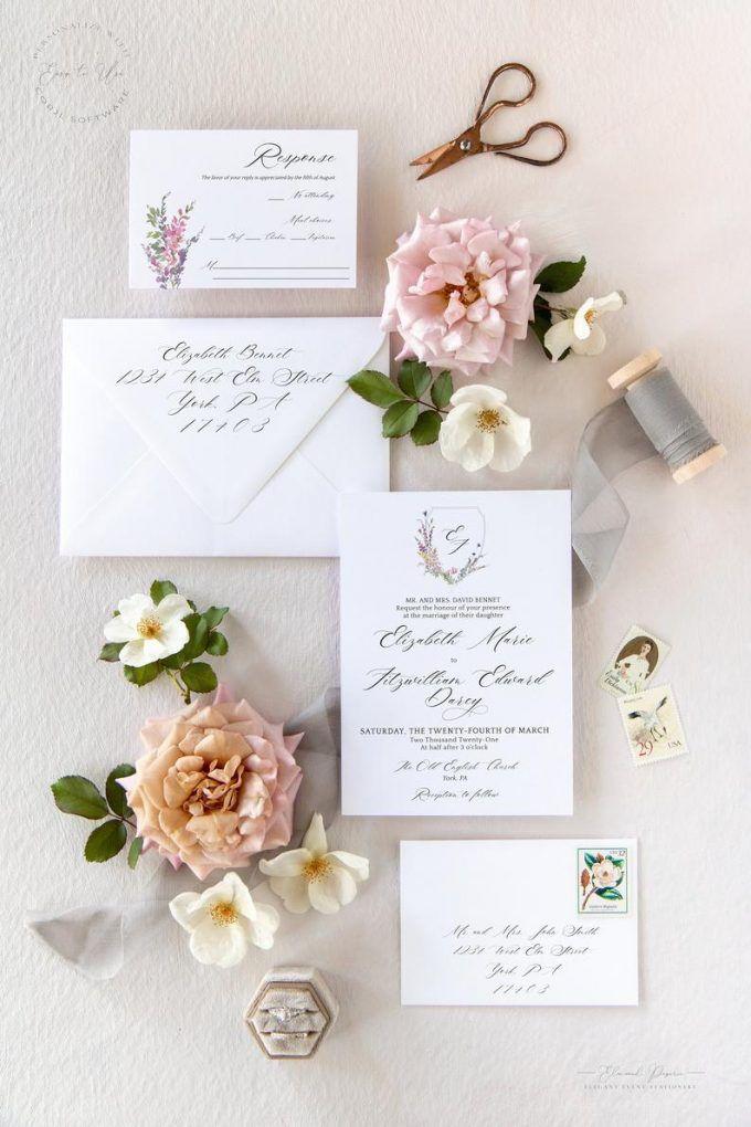 Jane Wedding Invitation Template